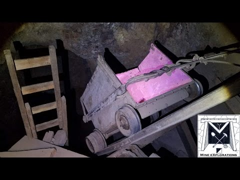 Copper Lead Zinc Silver Mine Overview and Explore