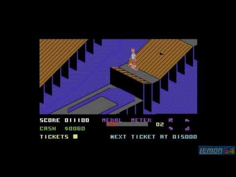 720 Degrees (Euro+U S) (C64) - A Playguide and Review - by Lemon64 com