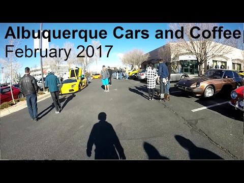 Albuquerque Cars and Coffee.