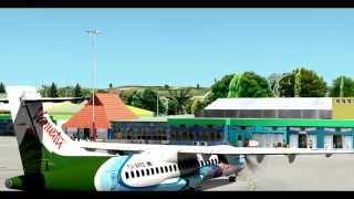 NVVV  Port Vila Bauerfield Airport VANUATU by Cami
