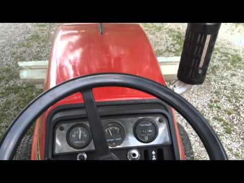 Repeat Cub Cadet 1772 turbo diesel by ken6x6 - You2Repeat
