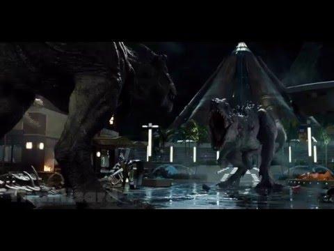 T. rex vs I. rex - Stronger than You