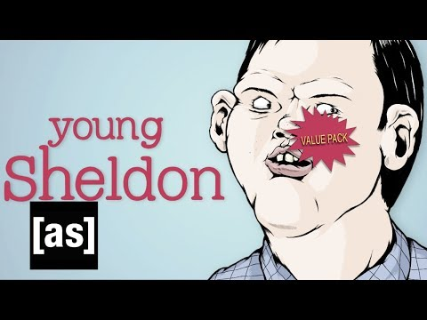 Value Pack: Young Sheldon | adult swim