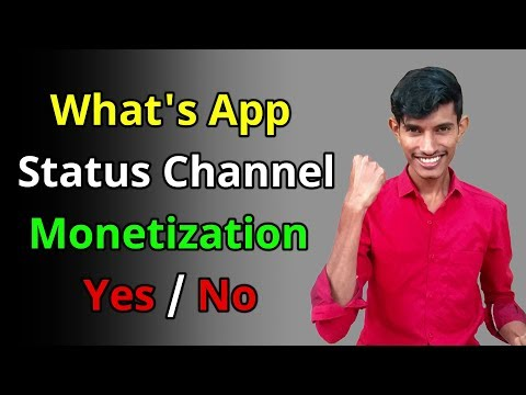 Can You Monetize What'sapp Status YouTube Channel | How to Make Money With Whatsapp Status Video