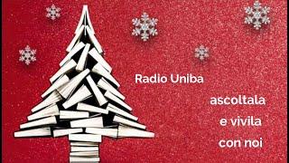 BUON NATALE da tutto lo Staff di Radio TV Uniba