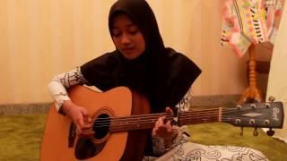 Maher Zain - Insya Allah Cover By Dinda Firdausa Accoustic Cover