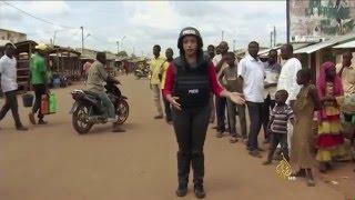 أوضاع المسلمين في أفريقيا الوسطى