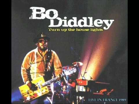 Bo Diddley - Make Up Your Mind Tonight