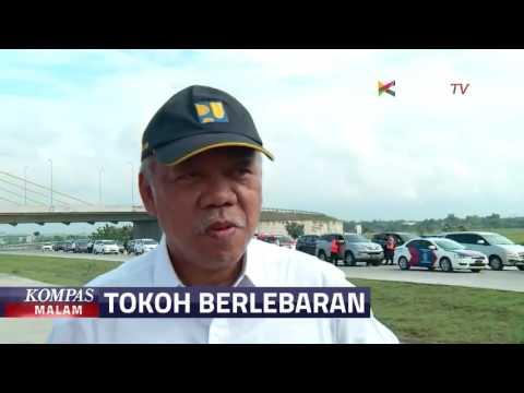 Menteri PUPR Bicara soal Lebaran