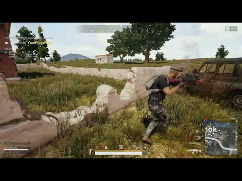 Once upon a time in PUBG...
