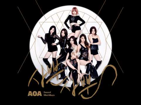 AOA Like a Cat Intrumental Whit Vocal