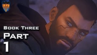 Dreamfall Chapters - Book Three: Realms (PC) - Part 1 (w/ Live Commentary)