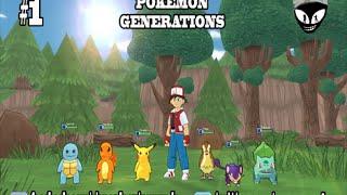O MELHOR JOGO DE POKEMON DO MUNDO! (Pokemon Generations) CANCELADO???