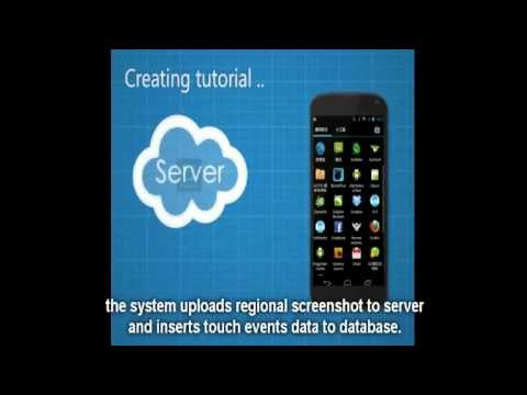 EverTutor: Automatically Creating Interactive Guided Tutorials on Smartphones by User Demonstration