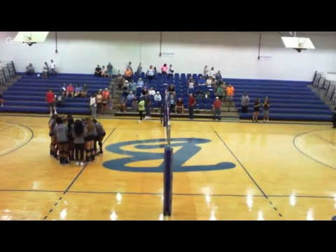 Bevill State Volleyball versus Southern Union