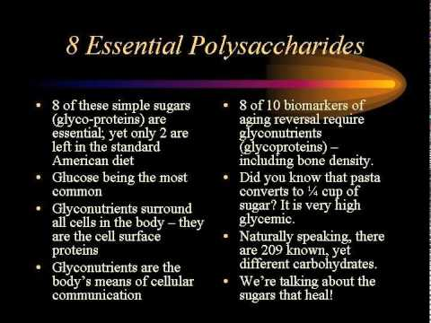 The Power of Polysaccharides
