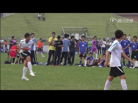 Highlight for Shenzhen Middle School Soccer Tournament