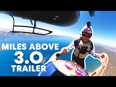 Pushing the Limits of Human Flight  | Miles Above 3.0 Trailer