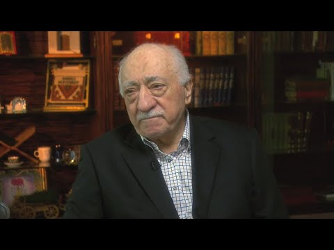 EXCLUSIVE - Interview with exiled cleric Fethullah Gulen