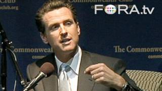 Gay Marriage vs Civil Unions: Separate Is Not Equal - Gavin Newsom