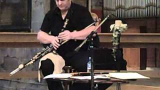 Ronan Browne: Port na bPúcaí on the Irish pipes