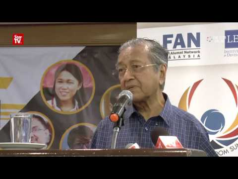 Tun M on Anwar's sodomy conviction review