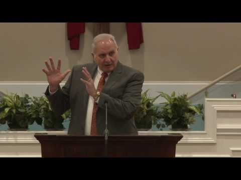 Dispensations (Pastor Charles Lawson)