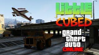 Little and Cubed: Dump Jump! - GTA Online