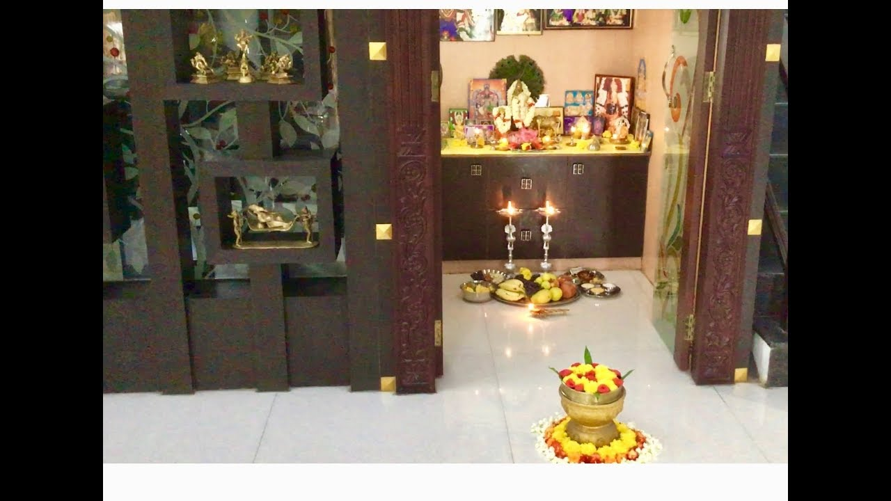 Pooja room designing and organising tips and ideas Pooja room