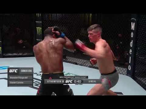 UFC Fight Night: Thompson vs. Neal – Highlights