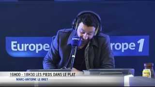 Zap Humour : Quand Cyril Hanouna chante en roumain...