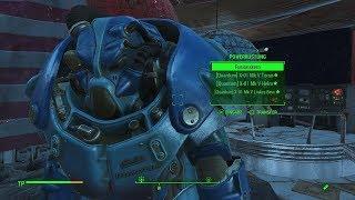 Fallout 4 - Nuka Quantum X-01 Power Armor