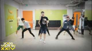 VIXX - Rock Ur Body mirrored Dance Practice
