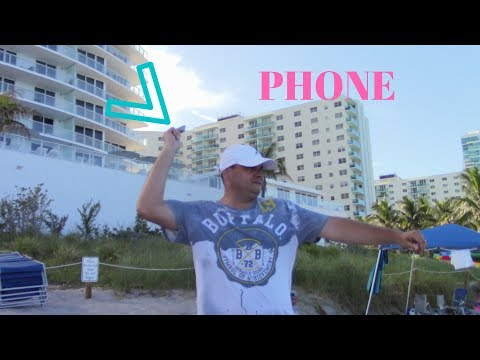 My Father Threw My Phone In The Ocean!!