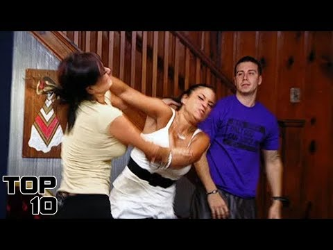 Top 10 Shocking Reality TV Show Scandals