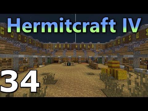 Hermitcraft 4 Ep. 34- Wood World