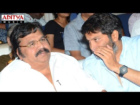 Jaaruko Song Sagar & M.M at S/o Satyamurthy Audio Launch || Allu Arjun, Samantha