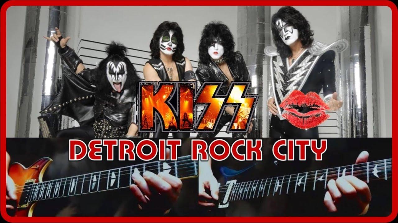 kiss detroit rock city