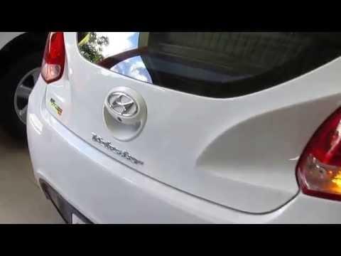 Hyundai Veloster 1.6 2013 Auto Futura TV VENDIDO