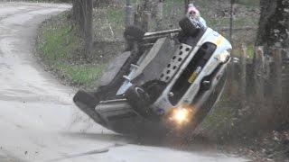 40° Rally Il Ciocco 2017 - Crash & Max Attack! [HD]