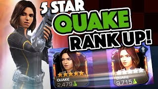 5 Star Quake Rank Up Awaken and Sig Up And Comparison!