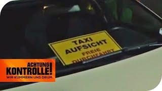 Taxistand am Flughafen: Wo bleiben die Taxis? | Teil 2 | Achtung Kontrolle | kabel eins
