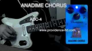 Providence : ADC-4 ANADIME CHORUS - Lo-lite Demo