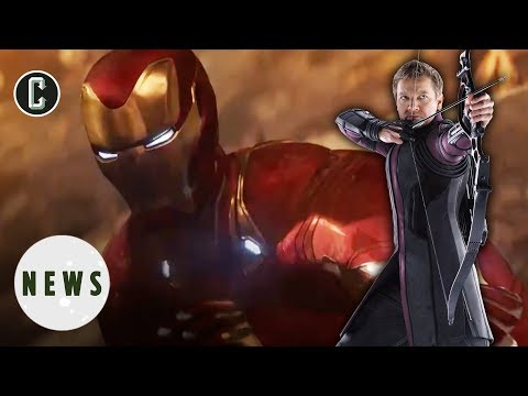 Hawkeye: Why Was He Missing From The Infinity War Trailer & Poster?