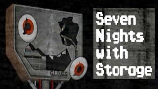 Seven Nights with Storage