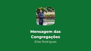 Culto das congregações 20 09 2020