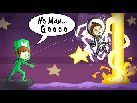 No Man...Goooo