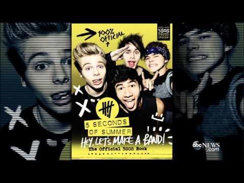 make hey band 5sos book lets a