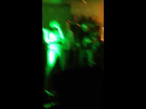 Me (Charlotte Evans) fir first time singing with a actual band with Xlr