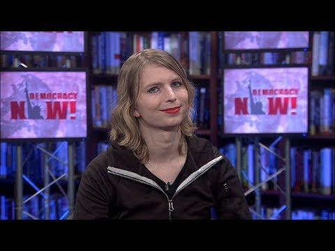 """Chelsea Manning on Trump's Mission Accomplished Tweet: """"I Believe I Have Heard Those Words Before"""""""